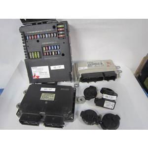Kit Motore Bosch 0261S05709 0 261 S05 709 A1329000200 001 A1329000200001 A 001 545 71 16/000 A0015457116000 5WK45141AG A 451 820 1597/003 A4518201597003 SMART Fortwo 451