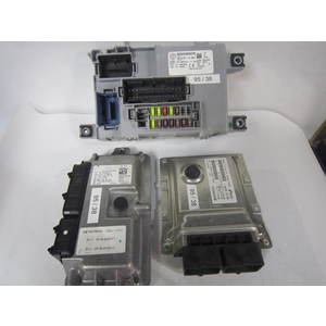 Kit Motore Magneti Marelli DIS52068604 DIS 52068604 52062458 55258474 4100307 00520486370 ALFA ROMEO / FIAT / LANCIA PANDA 1.2 BZ-GPL