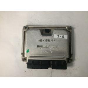 Centralina Motore Bosch 0281010702 038906019FG 28SA5365 VOLKSWAGEN VOLKSWAGEN GOLF BORA