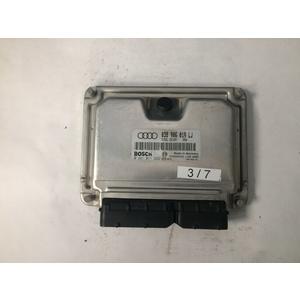 Centralina Motore Bosch 0281011222 038906019LJ 1039S05323 VOLKSWAGEN AUDI A4 1.9 TDI