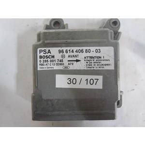 Centralina Airbag Bosch 0285001745 0 285 001 745 96 614 406 80 - 03 966144068003 CITROEN / PEUGEOT 207