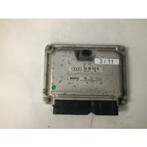 Centralina Motore Bosch 0261207030 8N0906018AE 26SA0000 1148 0064 VOLKSWAGEN AUDI TT 1.8T