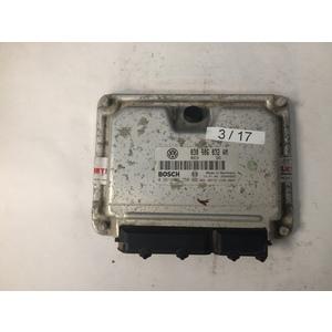 Centralina Motore Bosch 0261206750 030906032AM 26SA6859 VOLKSWAGEN VOLKSWAGEN POLO 1.0 AUC