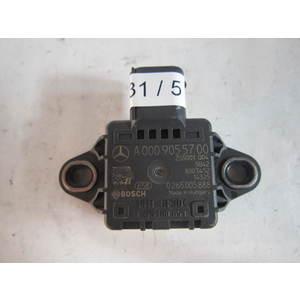 31-5 Sensore Antimbardata Bosch 0 265 005 888 0265005888 A 000 905 57 00 A0009055700 SMART Generica FORTWO 451