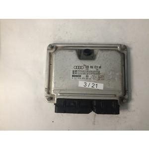 Centralina Motore Bosch 0281010094 038906019AN 28SA4417 VOLKSWAGEN AUDI A4 1.9 TDI