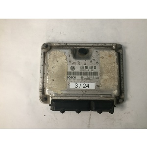 Centralina Motore Bosch 0261207624 030906032DR  26SA0000 1824 0654 VOLKSWAGEN SEAT AROSA 1.0