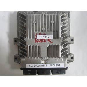 Centralina Motore Siemens 5WS40278BT 5WS40278B-T SID 204 SID204 LAND ROVER 2.7D V6