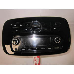 Autoradio Visteon A4539000202 281077 SMART 453