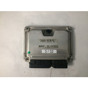 Centralina Motore Bosch 0281011607 045906019F 1039S04441 VOLKSWAGEN VOLKSWAGEN AUDI A2 1.4 TDI