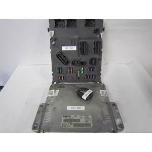 Kit Motore Bosch 0281010594 0 281 010 594 96 420 139 80 9642013980 EDC15C2 S118085310 D S118085310D CITROEN / PEUGEOT 2.0 HDI 206