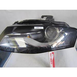 Fari Anteriori Automotive Lighting 0301240271 0 301 240 271 ALN LE07A6164 ALNLE07A6164 8K0 907 472 A 8K0907472A 8K0 941 597 C 8K0941597C VOLKSWAGEN AUDI A4 ANT. DX XENON/LED