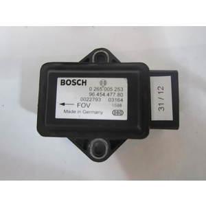 31-12 Sensore Antimbardata Bosch 0 265 005 253 0265005253 96 454 477 80 9645447780 CITROEN / PEUGEOT Generica 607