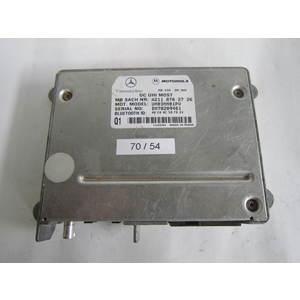 Centralina Bluetooth Motorola A2118702726 A211 870 27 26 UH03MM01PV MERCEDES BENZ VARIE