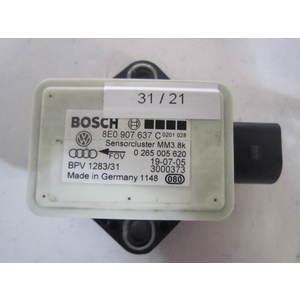 31-21 Sensore Antimbardata Bosch 0 265 005 620 0265005620 A 006 542 42 18 A0065424218 AUDI Generica A 4