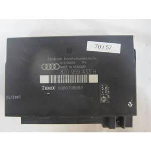Centralina Modulo Confort Temic 8Z0959433H 8Z0 959 433 H 00007089B3 VOLKSWAGEN AUDI VARIE