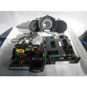Kit Motore Valeo 9811545080 HW9800913080 V46.11 HW9800913080V4611 9667199680 A2C53385740 9666952080 CITROEN / PEUGEOT 1.2 BENZINA C 3