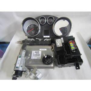 Kit Motore AC Delco 55581805 13356921 13346208 20939745 133308436 OPEL 1.7 DIESEL MERIVA