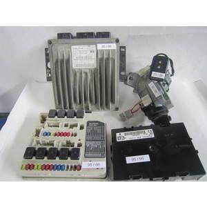 Kit Motore Delphi 8200334419 8200374695 R0410C131A 284B2AX620 21676270-2A 216762702A NISSAN 1.5 DCI MICRA