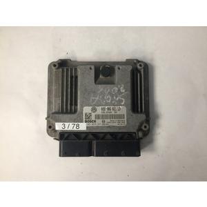 Centralina Motore Bosch 0281013187 03G906021LD 1039S14575 VOLKSWAGEN SKODA OCTAVIA 2.0 TDI