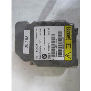 Centralina Airbag Bosch 0285001458 0 285 001 458 65.77-6912755 65776912755 MRSZ4/16 MRSZ416 BMW SERIE 3