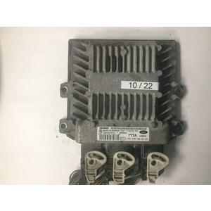 Centralina Motore Siemens 5WS40632AT 7S6112A650EA 7TTAJ38AC FORD Fiesta 1.4 TDCI '07