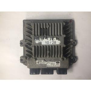 Centralina Motore Siemens 5WS40433AT SID 804 J38AC 7S61-12A650-AA FORD FIESTA 1.4 TDCI