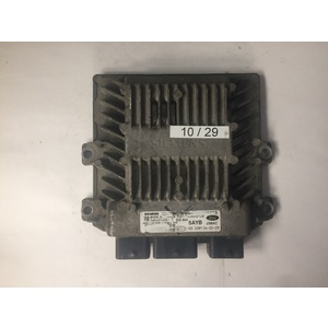Centralina Motore Siemens 5WS40140DT SID 804 5AYB J38AC FORD FIESTA 1.4 TDCI