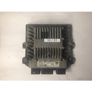 Centralina Motore Siemens 5WS40142DT 3S6112A650GD SID 804 7BPD FORD FIESTA 1.4 TDCI