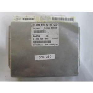 Centralina ABS ESP HBA Bosch 0265109477 0 265 109 477 029 545 42 32 0295454232 MERCEDES BENZ CLASSE A W168