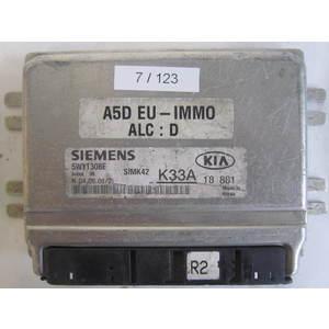 Centralina Motore Siemens 5WY1308E SIMK42 K33A KIA RIO