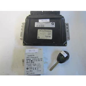 Kit Motore Siemens S118012001M S118012001 M 1214 7520019-01 1214752001901 S83293 7526780 61.35-6 934 529 61356934529 BMW MINI MINI COOPER S 1.6 MANUAL R53