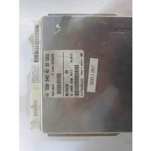 Centralina ABS ESP HBA Bosch 0265109477 0 265 109 477 029 545 42 32 0295454232 FD 00M06 FD00M06 MERCEDES BENZ CLASSE A W168