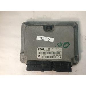 Centralina Motore Bosch 0281010267 24417167 28SA4802 OPEL  ASTRA G Diesel bj. bj.98-05