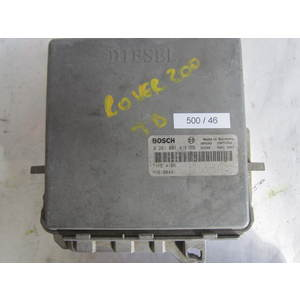 Centralina Motore Bosch 0281001418 0 281 001 418 MSB100491 28RTD956 TYPE 4108 TYPE4108 ROVER 200