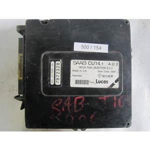 Centralina Motore Lucas 7872328 80146 B 80146B SAAB 900 2.0 16 V