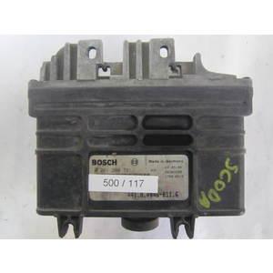 Centralina Motore Bosch 0261200791 0 261 200 791 441.0.4046-011.6 441040460116 26SA3398 VOLKSWAGEN SKODA Favorit Forman Pick-Up 1.3 93-97