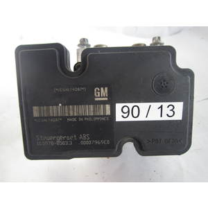 Pompa ABS ATE Controller 10097005033 10.0970-0503.3 00007969E0 OPEL VARIE