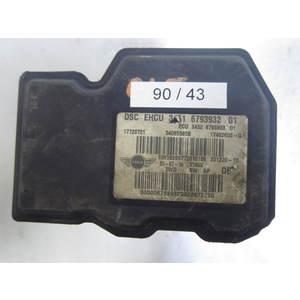 Pompa ABS TRW 3451679393201 3451-6793932-01 3452-6793933-01 3452679393301 17723701 MINI VARIE