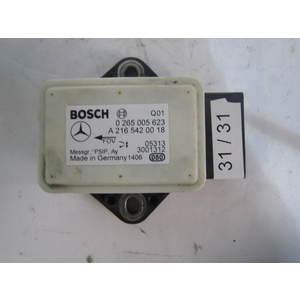31-31 Sensore Antimbardata Bosch 0 265 005 623 0265005623 A 216 542 00 18 A2165420018 MERCEDES BENZ VARIE