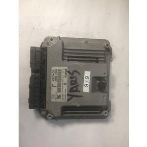 Centralina Motore Bosch 0281012323 896610D460 1039S15561 TOYOTA  YARIS 1.4 DRD