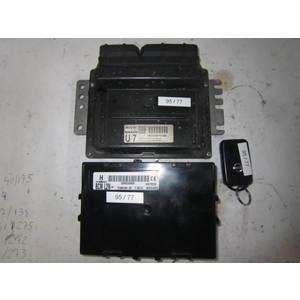 Kit Motore MEC32080 MEC32-080 MEC32-080 F3 3320 MEC32080F33320 BCM L2N BCML2N 284B2AX600 21669169 NISSAN MICRA
