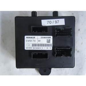 Modulo di Controllo BCM Smart EMMT4 EMM-T4 231A04166R SMART 453