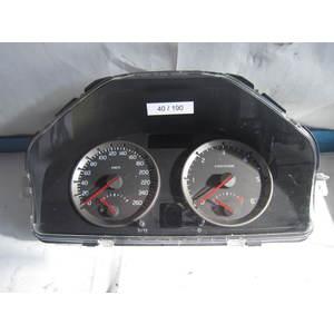 Quadro Strumenti / Contachilometri Sagem 8697035 30710071 VOLVO V50 C30 S40