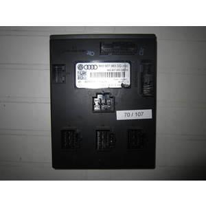Centralina Modulo Confort Bosch 8K0907063DG 8K0 907 063 DG BCM1.1.0 BCM110 AUDI VARIE