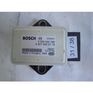 31-38 Sensore Antimbardata Bosch 0 265 005 789 0265005789 A 451 542 07 18 A4515420718 SMART Generica FORTWO 451