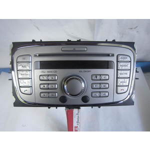 Autoradio Ford 8M5T18C815AB 8M5T-18C815-AB SINGLE CD - KW2000 SINGLECDKW2000 FORD FOCUS