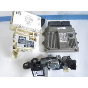 Kit Motore Suzuki 55195173AB 55195173 AB 33920-62JP0 3392062JP0 MJD 6JO.S5 HW01D/1433-Y196 MJD6JOS5HW01D1433Y196 71600.039.01 7160003901 36770-62JC0 33970-62J10 DB 3677062JC03397062J10DB SUZUKI SWIFT 1.3