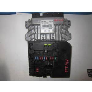 Kit Motore Delphi 237100875R 237101689R 28303726 DCM3.4 DCM34 284B7 JX50A D807 284B7JX50AD807 NISSAN NV 200