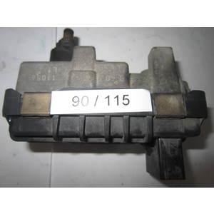 Attuatore Modulo del Turbo Hella KG 6NW009228 6NW 009 228 730314 MERCEDES BENZ W 211