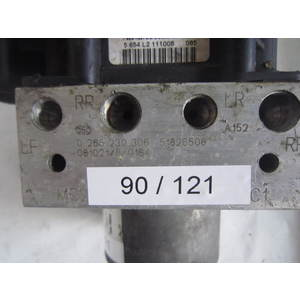 Pompa ABS Bosch 0265230306 0 265 230 306 51826508 0 265 950 973 0265950973 ALFA ROMEO / FIAT / LANCIA PUNTO